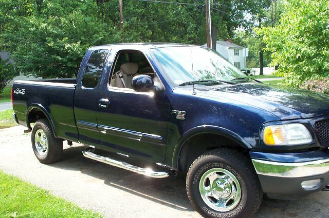 stock nerf bars on '04 f150 any good? - ford truck enthusiasts forums